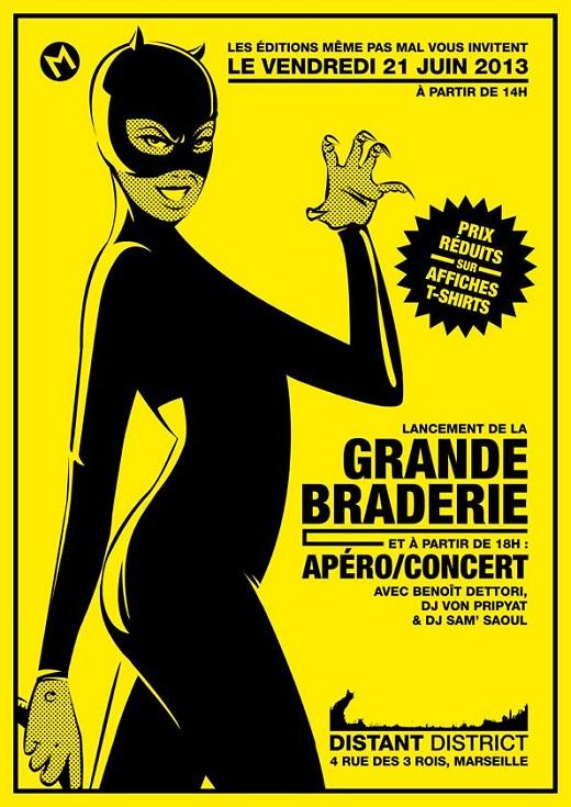 Grande Braderie MPM 2013