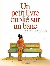 Mig : un petit livre oublié sur banc