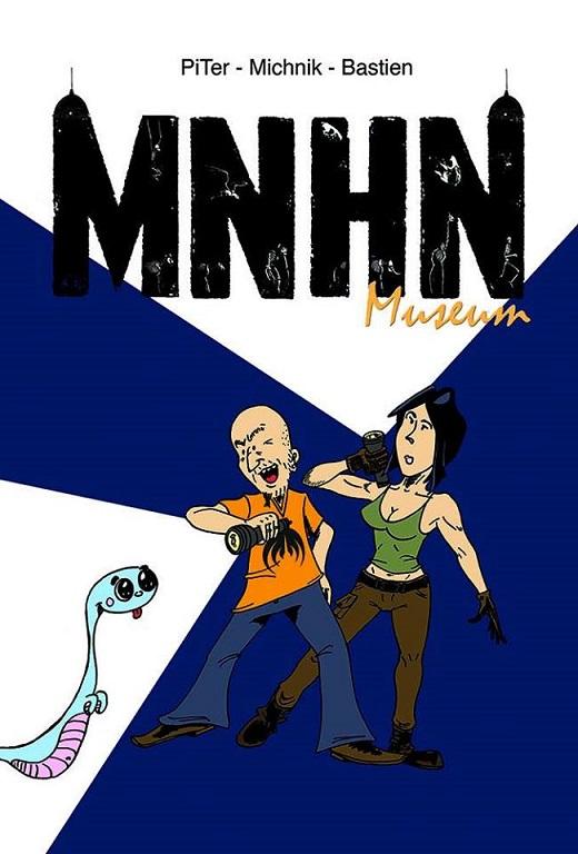Lancement de MNHN !