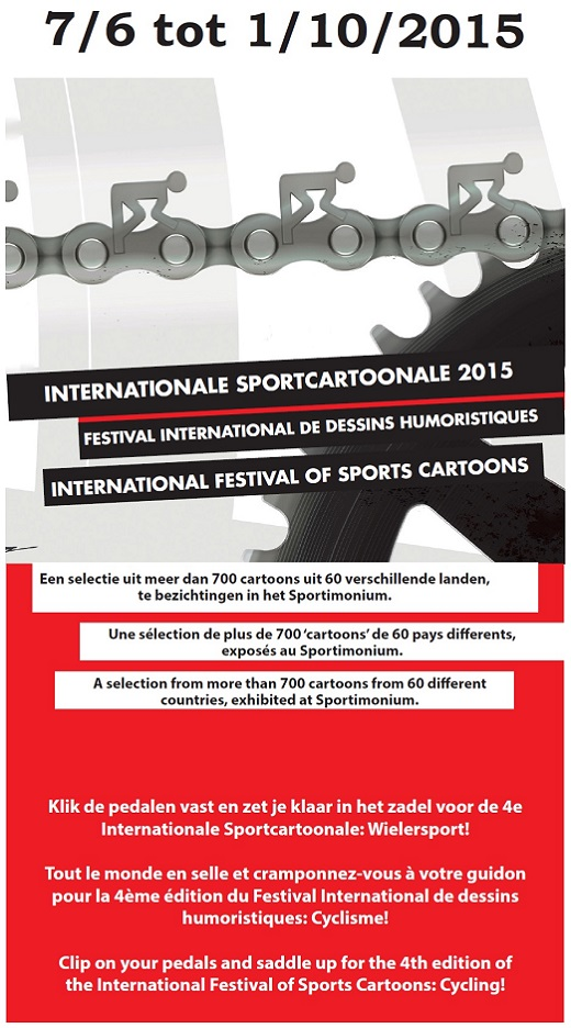 Festival International de dessins humoristiques #4