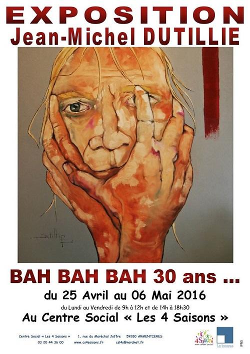 Jean-Michel Dutillie fête ses 30 ans