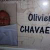 Chambre d'Olivier Chavaete