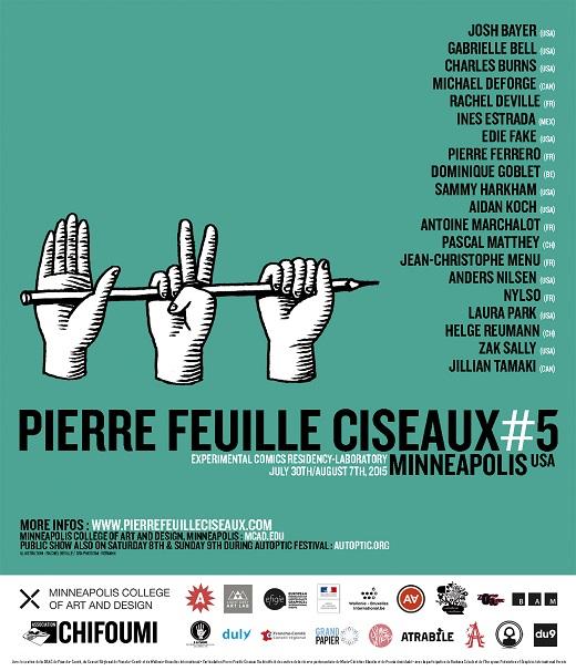 Pierre Feuille Ciseaux #5