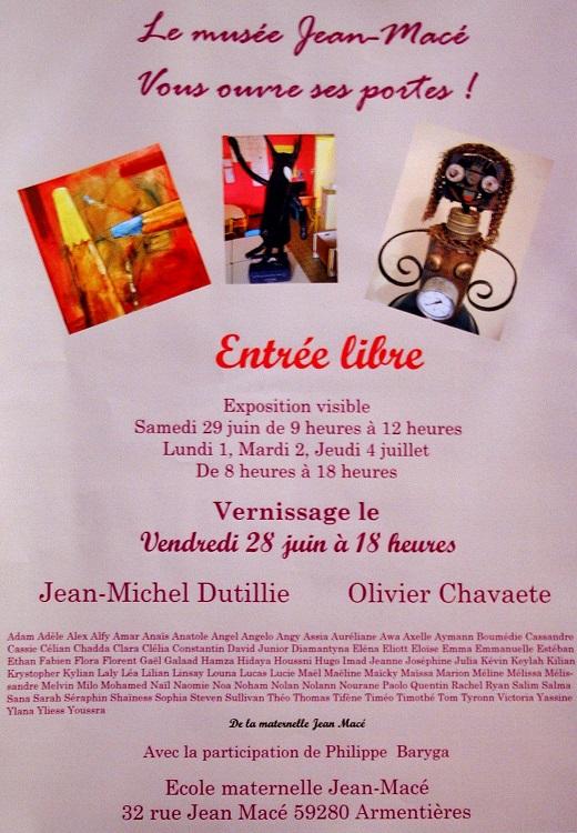 Expo au musée Jean Macé