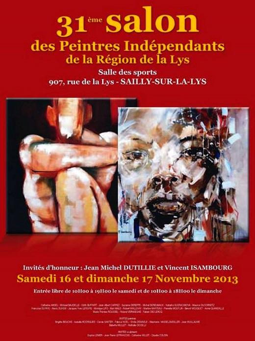 31e Salon des Peintres Indépendants de la Région de la Lys