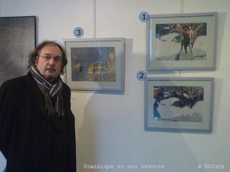 Dominique Delaval et ses photographies