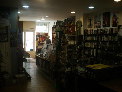 Librairie Le Comptoir des Bulles