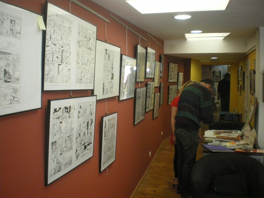 Expo : Planches de Fourquemin