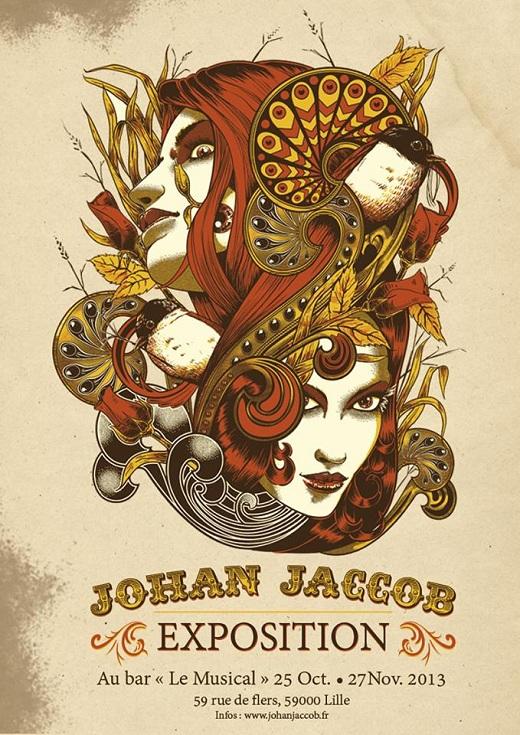 Expo : Johan Jaccob