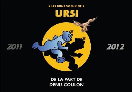 Voeux 2012 D. Coulon