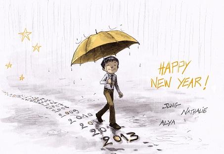 Voeux 2013 Jung