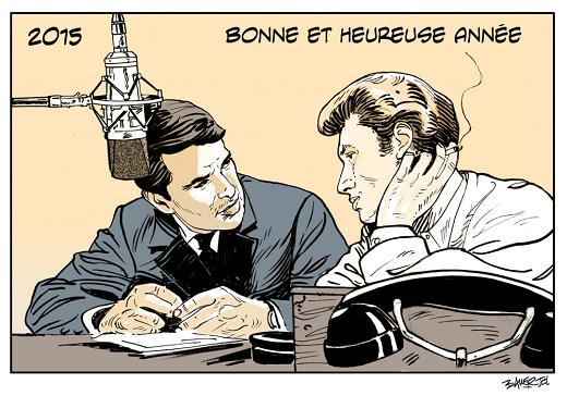 voeux-2015 Jean-Claude Bauer